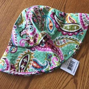 "NWT Vera Bradley Sun Hat in ""Tutti Frutti"""